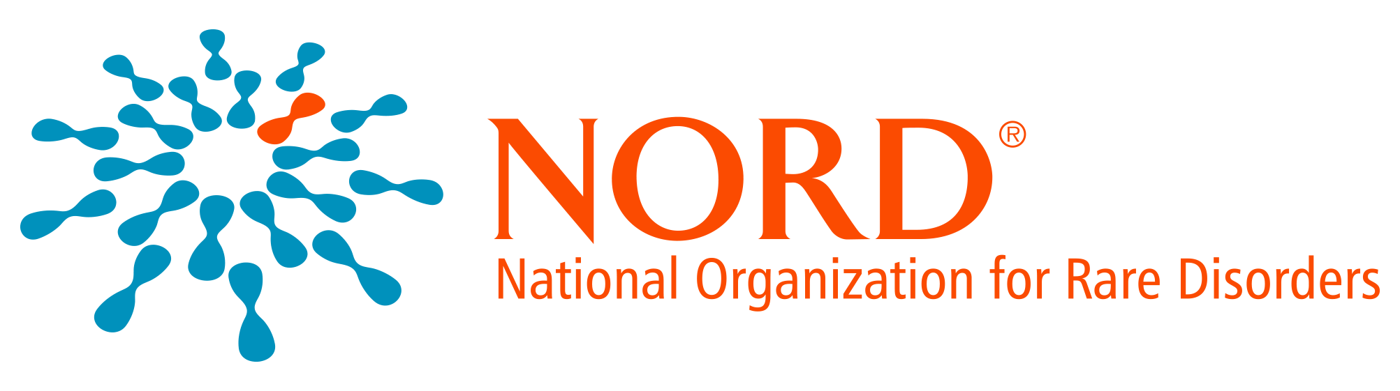 National Organization For Rare Disorders Logo