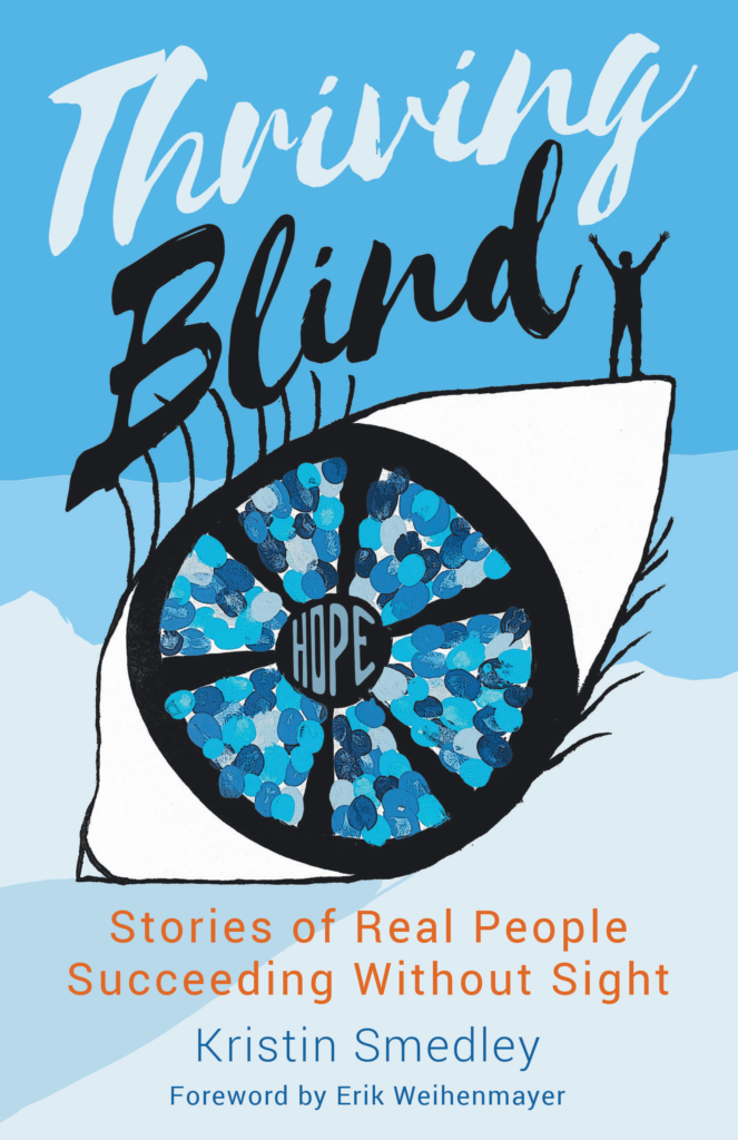 Cover of Thriving Blind