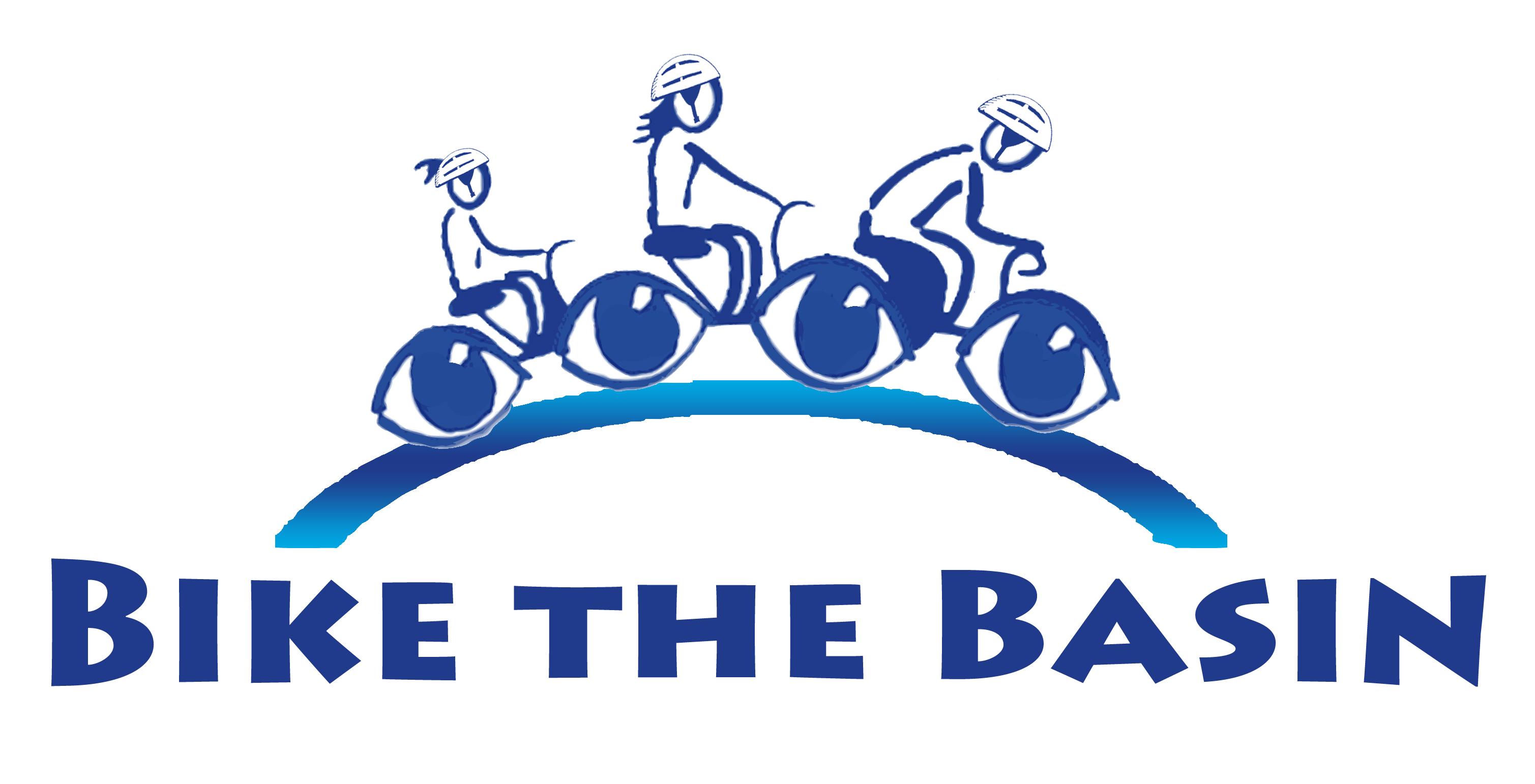Bike The Basin Logo